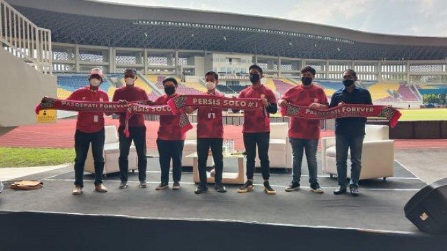 Liga 2: Daftar Lengkap Sponsor Persis Solo, Kaesang Pangarep hingga Erick Thohir Ikut Andil