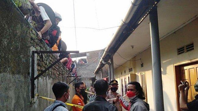 Penemuan Mayat Sejoli di Tasikmalaya, Sang Pria Diduga Purnawirawan TNI, Ini yang Dilakukan Polisi