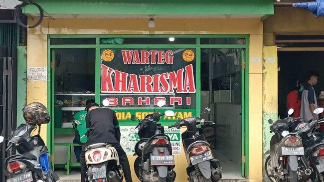 Warteg Diperbolehkan Makan Selama 20 Menit, Pedagang Berharap Perkantoran Kembali Normal
