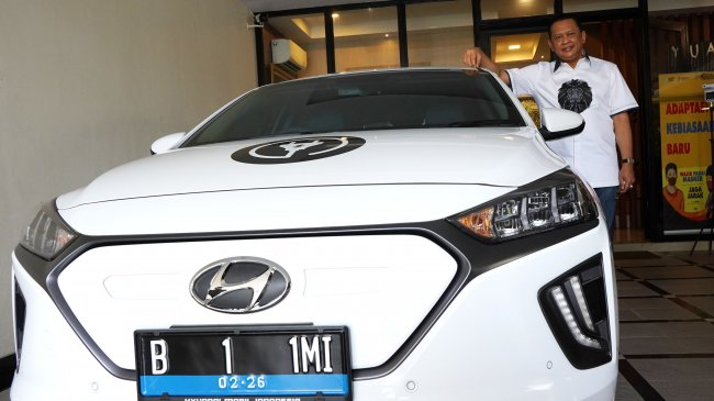 Ketua MPR Bamsoet dan Obsesi Mobil Listrik (1): Tak Perlu Pusing Ganti Oli dan Tune Up Mesin