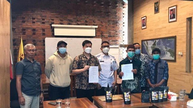 Gandeng Koperasi, Wihrasa Group Dukung Pemberdayaan Petani Kopi