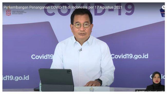 Covid-19 Varian Mu Belum Terdeteksi di Indonesia, Ini Upaya Pencegahan Pemerintah