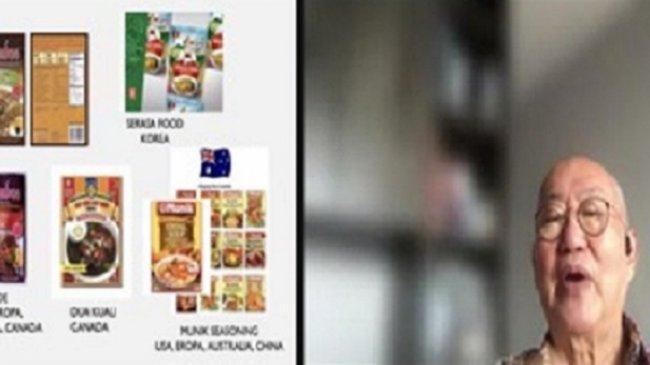 Membedah Industrialisasi Makanan dan Bumbu Indonesia di AS