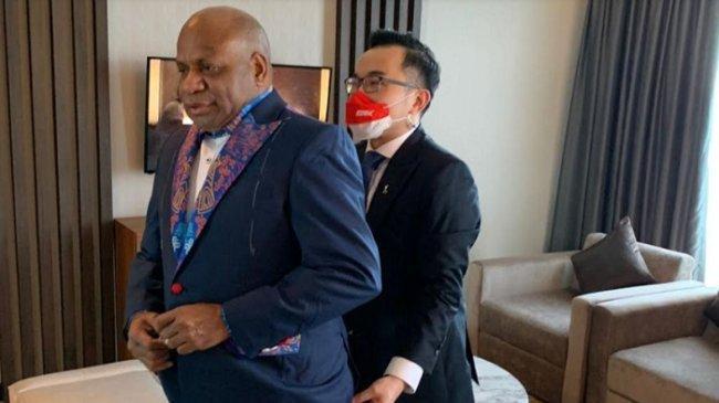 Stephen Wongso Bangga Bisa Ambil Bagian di Ajang PON XX Papua 2021