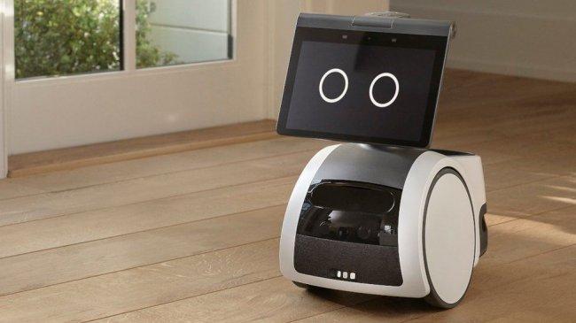 Amazon Umumkan Astro, Robot Asisten Rumah yang Mampu Bergerak Otomatis, Bisa Patroli Cek Keamanan