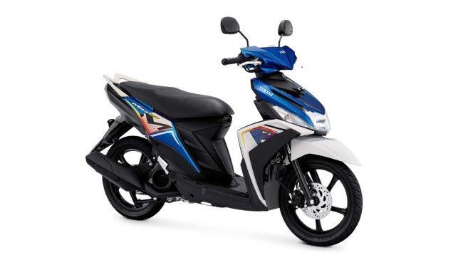 Skutik Yamaha Mio M3 125 Kini Punya 4 Pilihan Warna Baru yang Lebih Glossy, Apa Saja?
