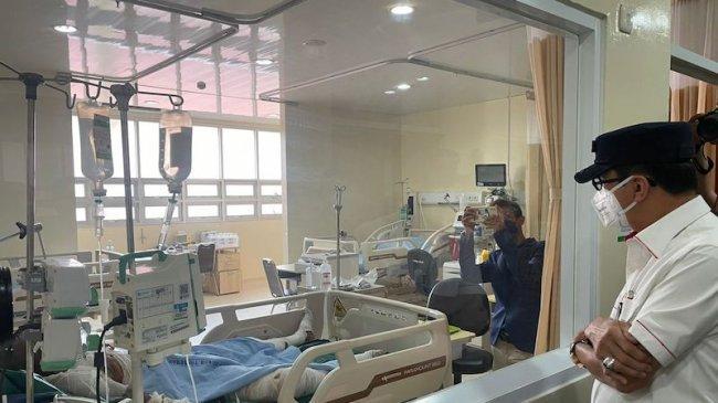 Lima dari Tujuh Korban Kebakaran Lapas Tangerang Kondisinya Kritis, Satu Pasien akan Dioperasi