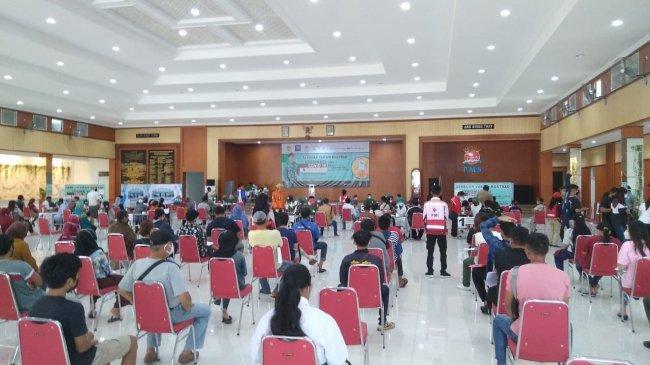 Yayasan Krida Dhari Indonesia dan Kostrad Gelar Program Serbuan Vaksinasi Gratis di Solo Raya