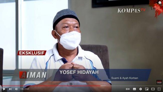 Kasus Pembunuhan di Subang, Yosef Jawab soal Log Telepon hingga Pengakuan Lengkap di Hari Kejadian