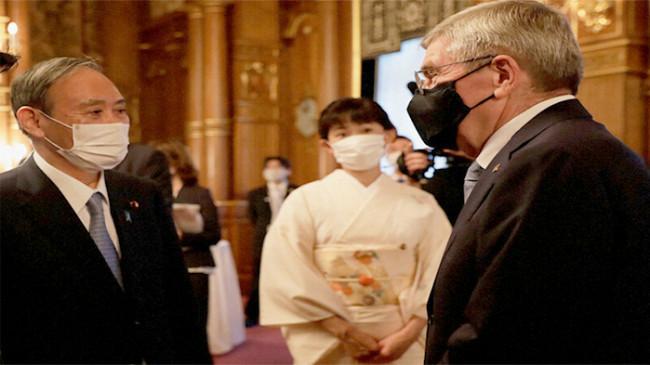 Jamuan Makan Malam Presiden IOC di Jepang Tanpa Acara Makan dan Minum