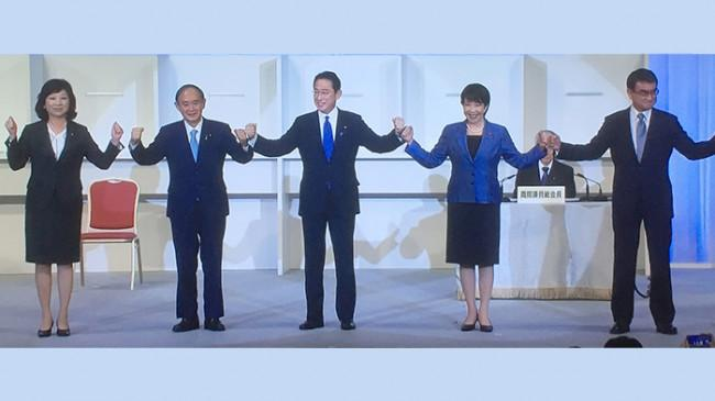 PM Jepang Yoshihide Suga Menolak Berkomentar terkait Kabinet Baru Fumio Kishida