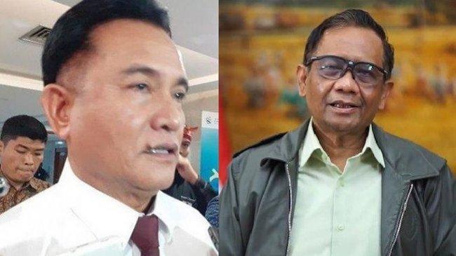 POPULER NASIONAL: Polemik Yusril dan Mahfud MD tentang Gugatan ke MA | Twibbon Hari Batik Nasional