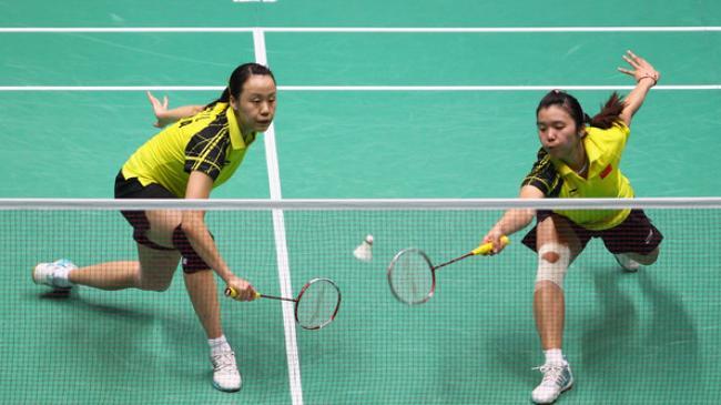 Zhao Yunlei/Tian Qing Juara Dunia lagi