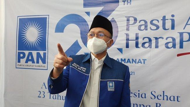 Zulhas Sebut PAN Siap Menjembatani Kendala Pemerintahan Jokowi