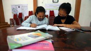 Survei: 63,3 Persen Publik Puas Atas Bantuan Kuota