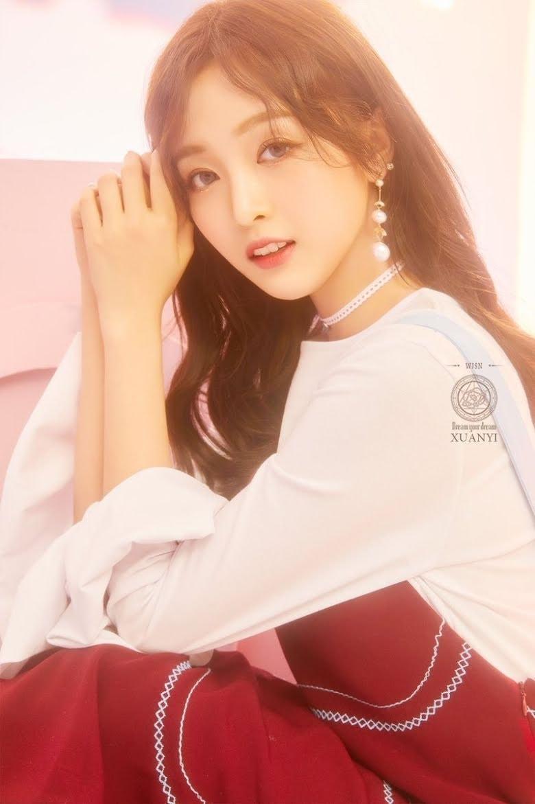 97. Xuan Yi (Cosmic Girls)