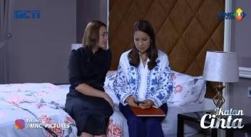 Al dan Mama Rosa di Ikatan Cinta Selasa, 14 September 2021.