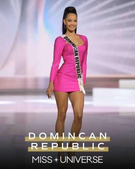 Dominican Republic – Kimberly Jiménez