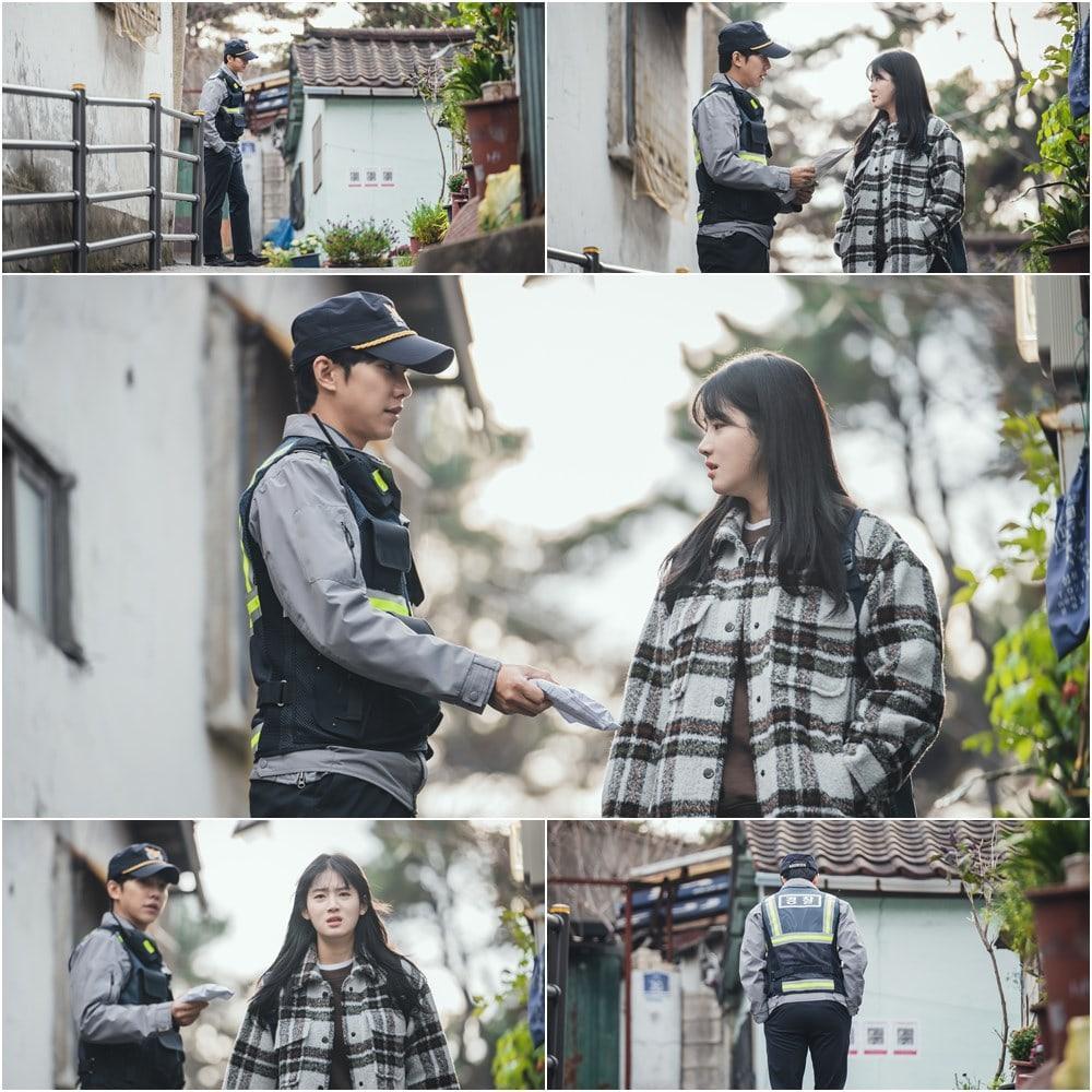 Lee Seung Gi dan Park Ju Hyun dalam episode perdana drakor Mouse.