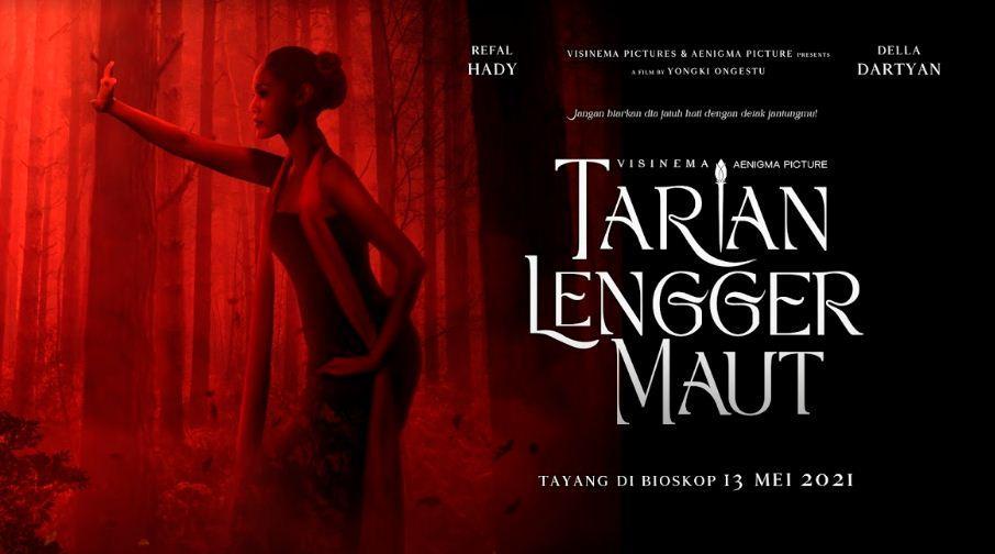 Film Tarian Lengger Maut siap tayang 13 Mei 2021.