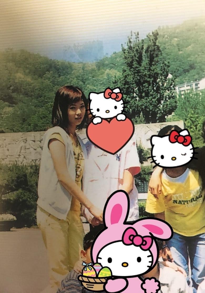 foto pre-debut HyunA