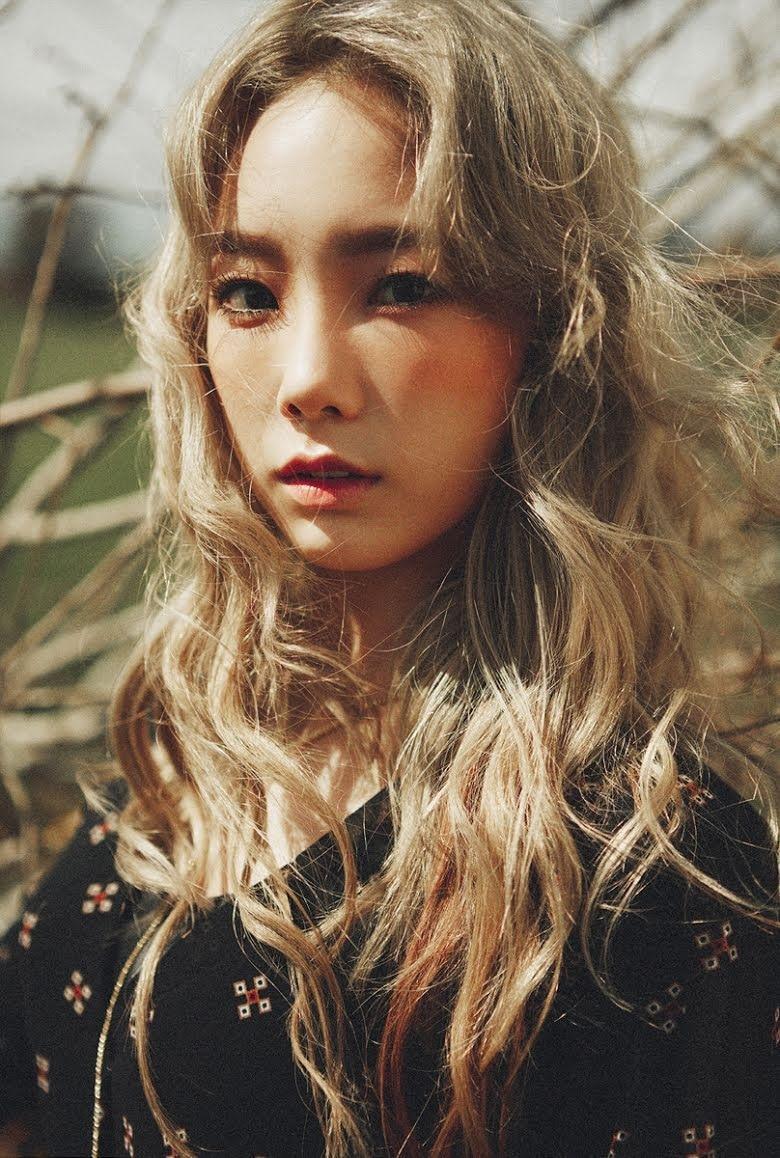 Girls' Generation Taeyeon.