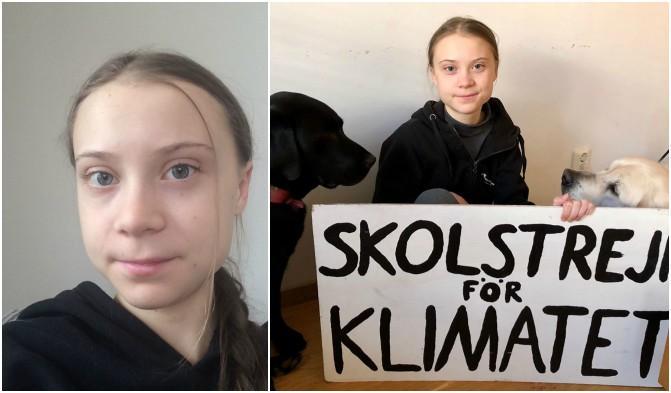 Greta Thunberg Karantina Mandiri setelah Tunjukkan Gejala Covid-19: Saya Lelah dan Batuk