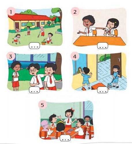 Halaman 101 Buku Tematik Tema 5 Kelas 2 SD.