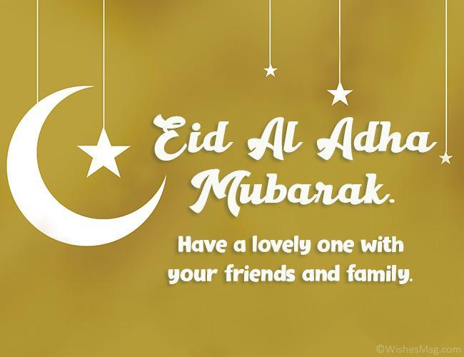 Gambar selamat hari raya Idul Adha 2020.