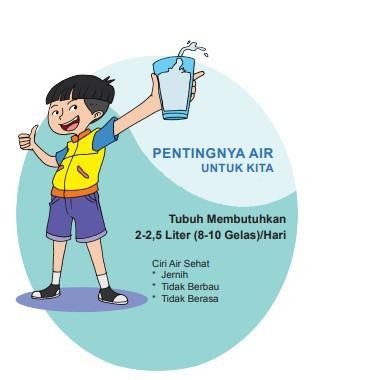 Iklan Pentingnya Air