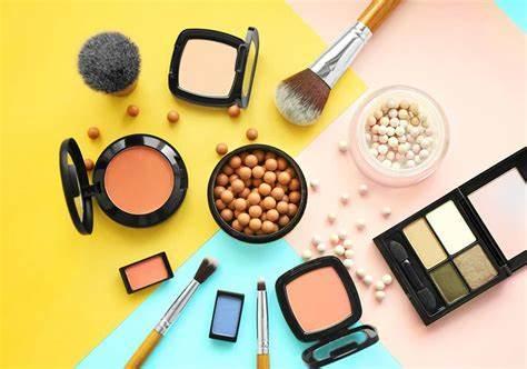 Ilustrasi kosmetik