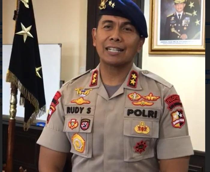 Irjen Pol Rudy Sufahriadi