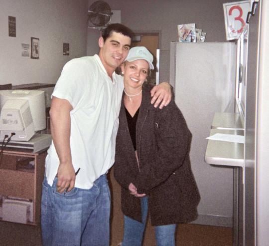 Jason Alexander dan Britney Spears