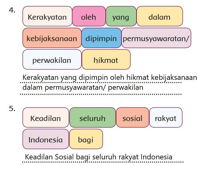 Jawaban Buku Tema 3 Kelas 1 SD/MI v123123
