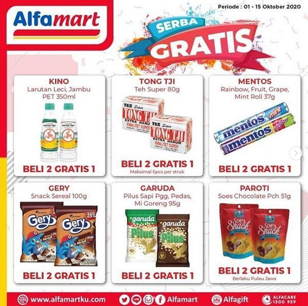 KATALOG PROMO Alfamart Berlaku hingga 15 Oktober: Banyak Diskon Produk Popok hingga Susu 4
