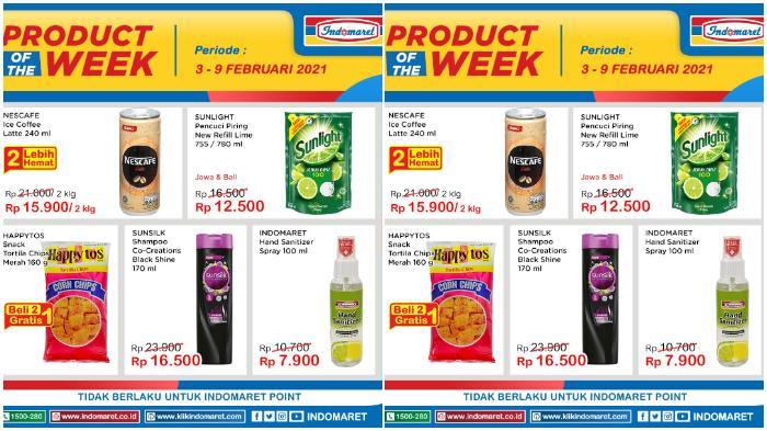 Katalog Promo Product of The Week.