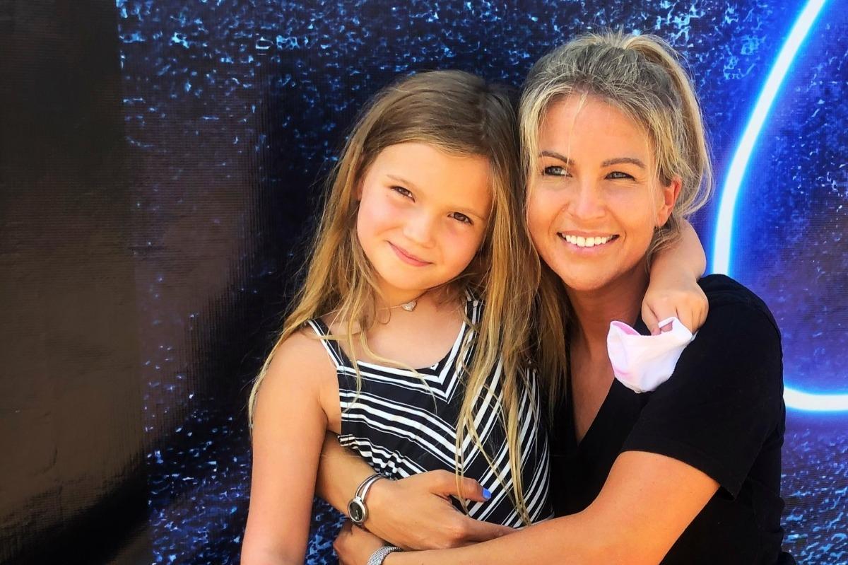 Kate Wise dan putrinya