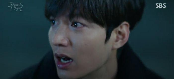 Joon Jae kebingungan mencari Shim Chung