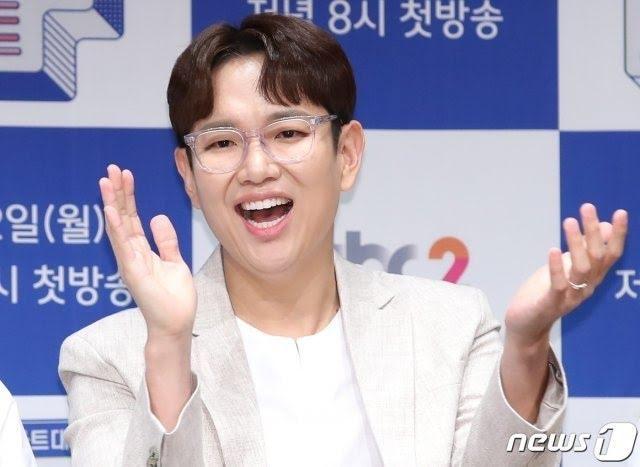 MC Jang Sung Kyu Minta Maaf atas Leluconnya terhadap Bubarnya IZ*ONE -  Tribunnews.com Mobile