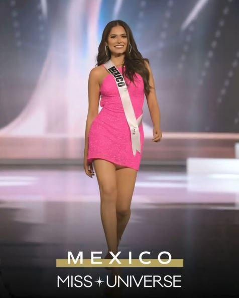 Mexico – Andrea Meza