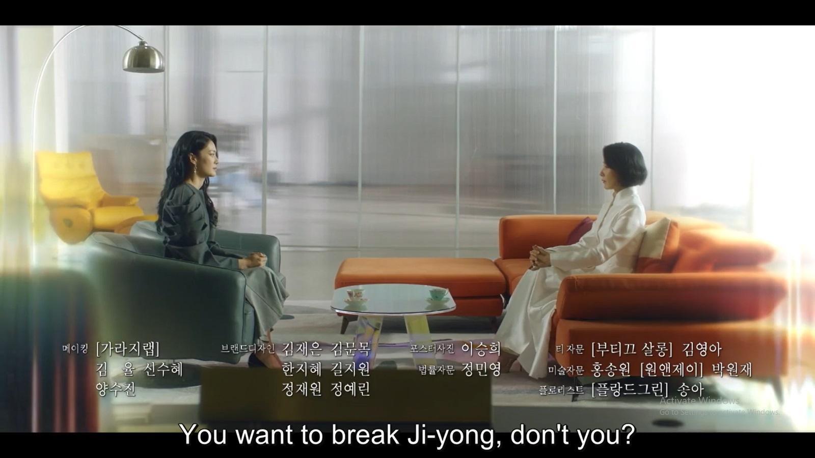 Seo Hi Soo, Jung Seo Hyun, dan Lee Hye Jin, tampaknya tengah mempersiapkan rencana balas dendam pada Han Ji Yong.