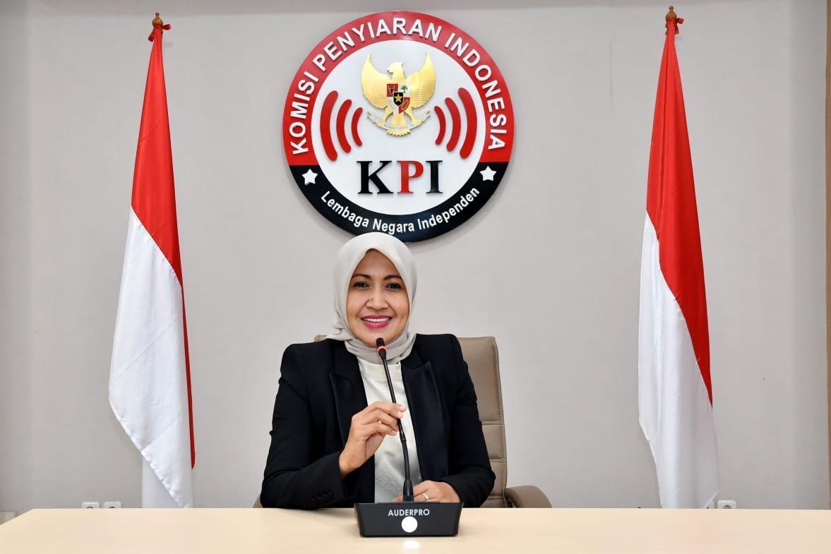 Komisioner Komisi Penyiaran Indonesia (KPI) Pusat, Nuning Rodiyah