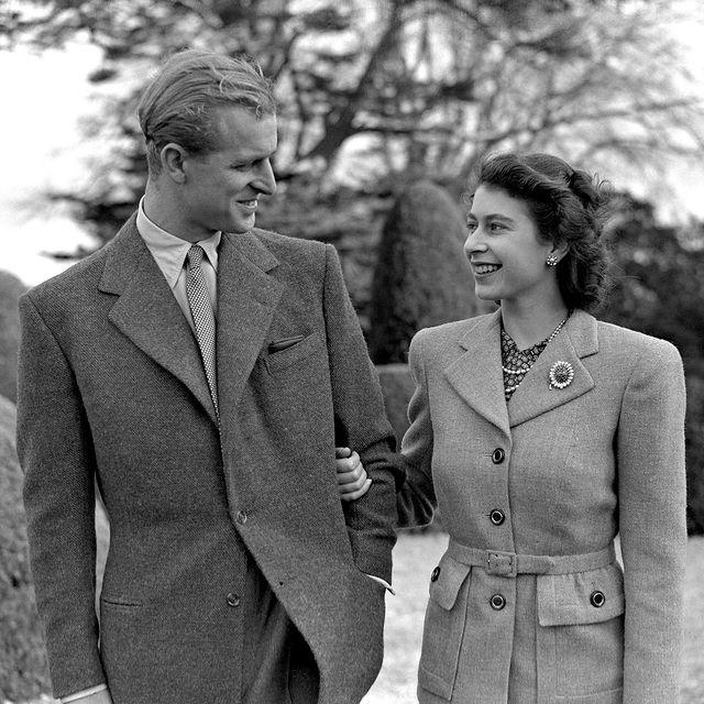 Pangeran Philip dan Ratu Elizabeth II.