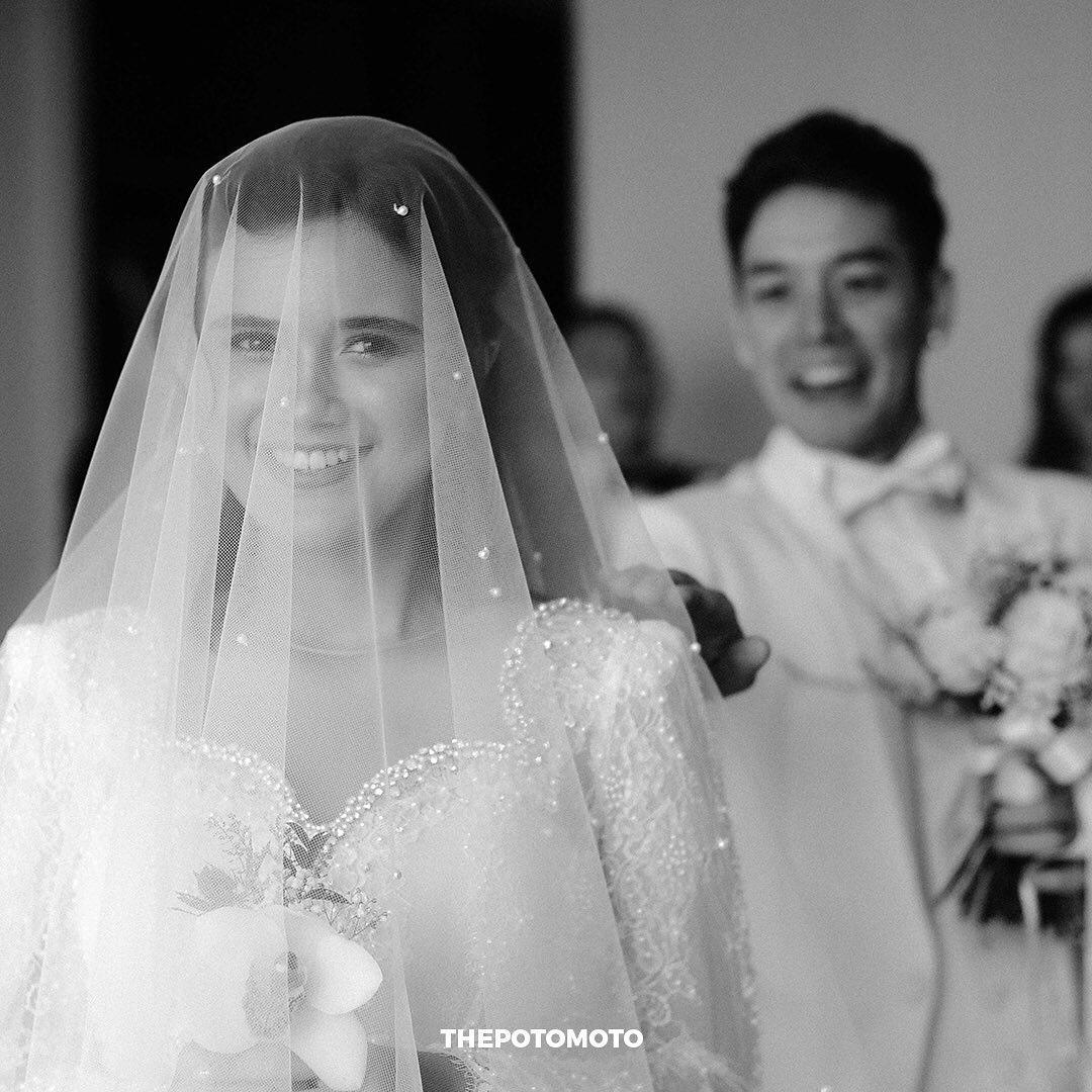 Potret pernikahan Audi Marissa dengan Anthony Xie Instagram @thepotomoto