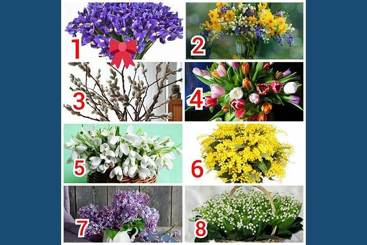 pilih satu bunga