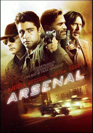 Poster Film Arsenal (IMDb.com)