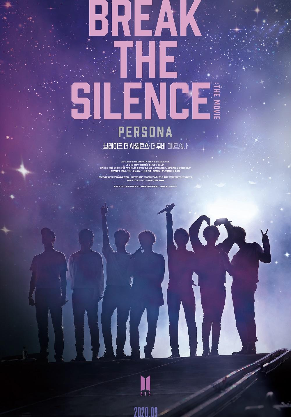 Poster film Break the Silence: The Movie