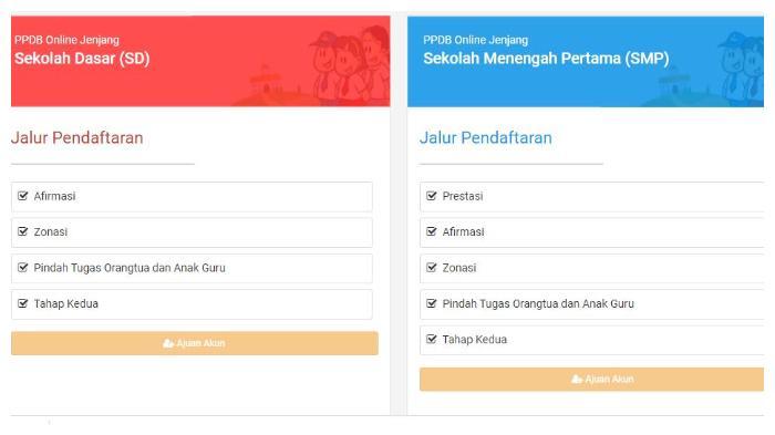 PPDB DKI Jakarta 2021.