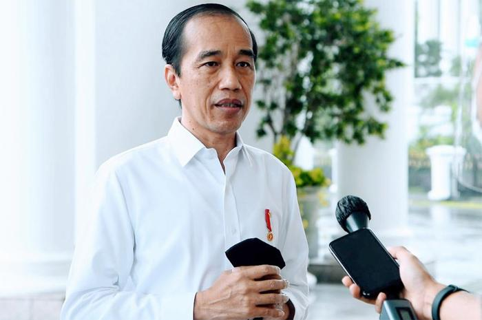 Presiden Joko Widodo (Jokowi) mengatakan tidak akan melindungi pelaku korupsi.