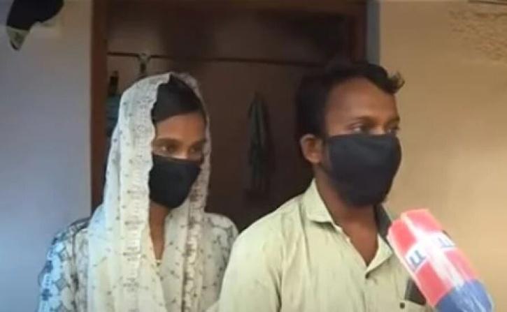 Rahman dan Sajitha
